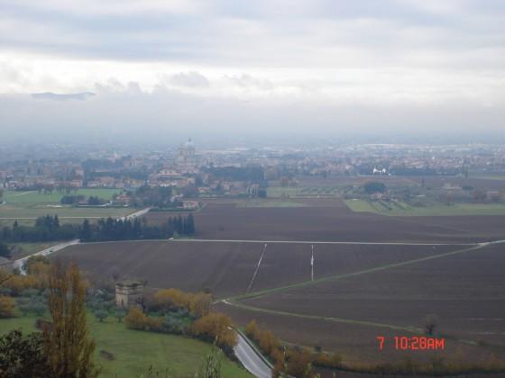 Photo:アッシジからの眺め