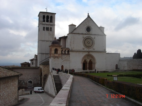 Photo:アッシジのサン・フランチェスコ聖堂