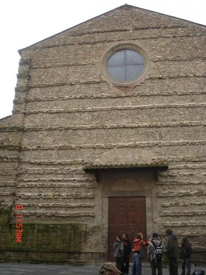 Photo:アレッツォのサン・フランチェスコ教会