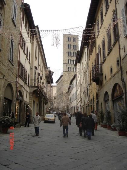 Photo:アレッツォの通り