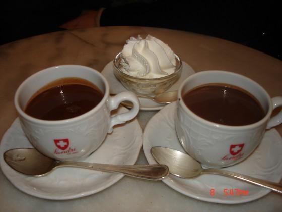 Photo:ペルージャでチョコラータ