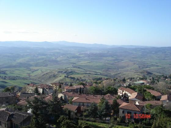 Photo:ヴォルテッラからの眺め