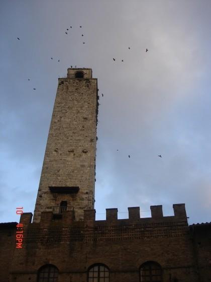 Photo:サン・ジミニャーノの塔
