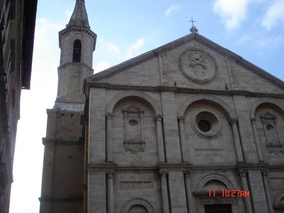 Photo:ピエンツァの大聖堂