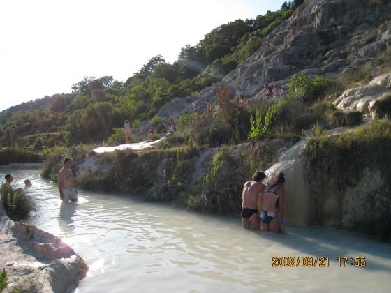 Photo:バーニョヴィニョニの温泉