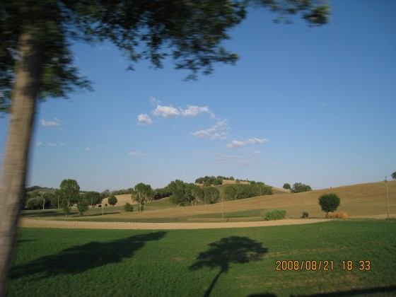 Photo:S2からのトスカーナの眺め