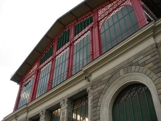 Photo:フィレンツェの中央市場