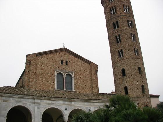 Photo:サンタポリナーレ・ヌオヴォ教会