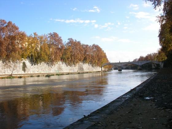 Photo:テヴェレ川